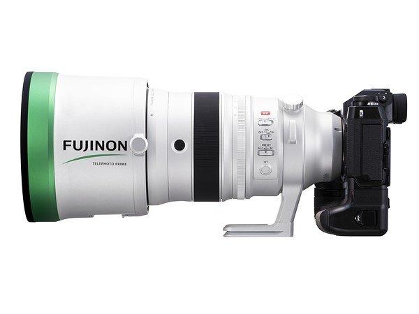 Fujifilm XF 200mm f / 2 R LM OIS WR