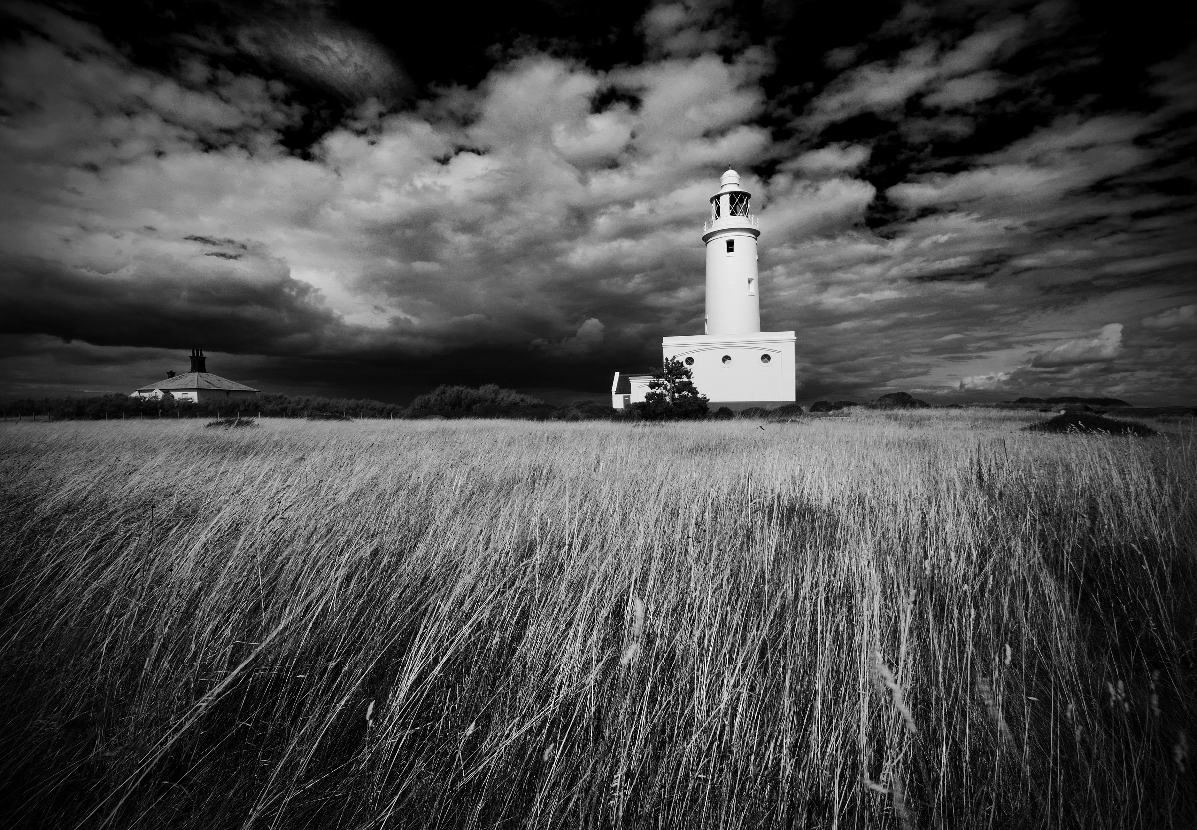 Hurst Lighthouse...