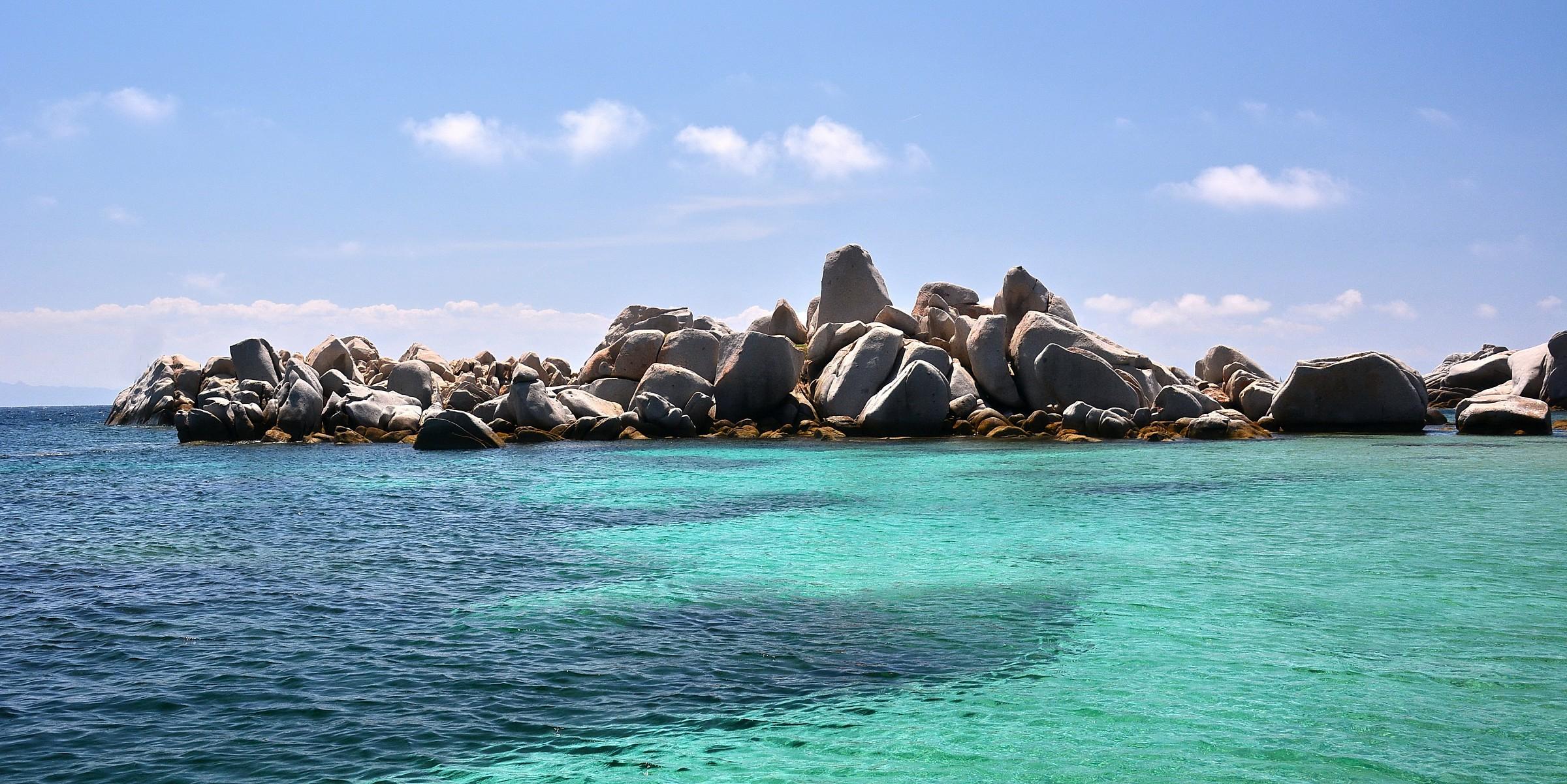 Lavezzi Islands...