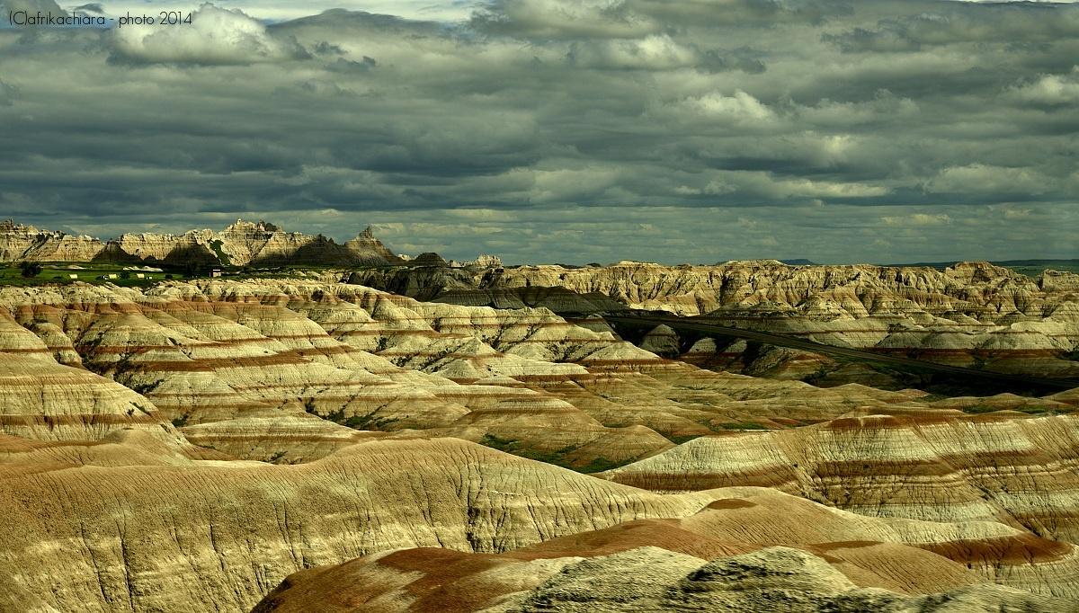 Badlands -Usa...