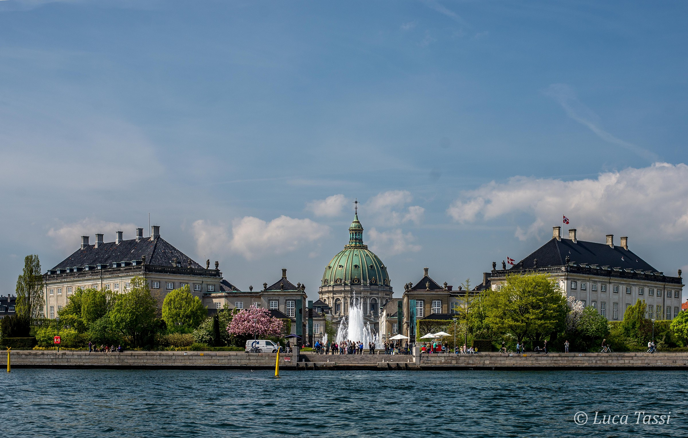 Castello reale di Amalienborg...