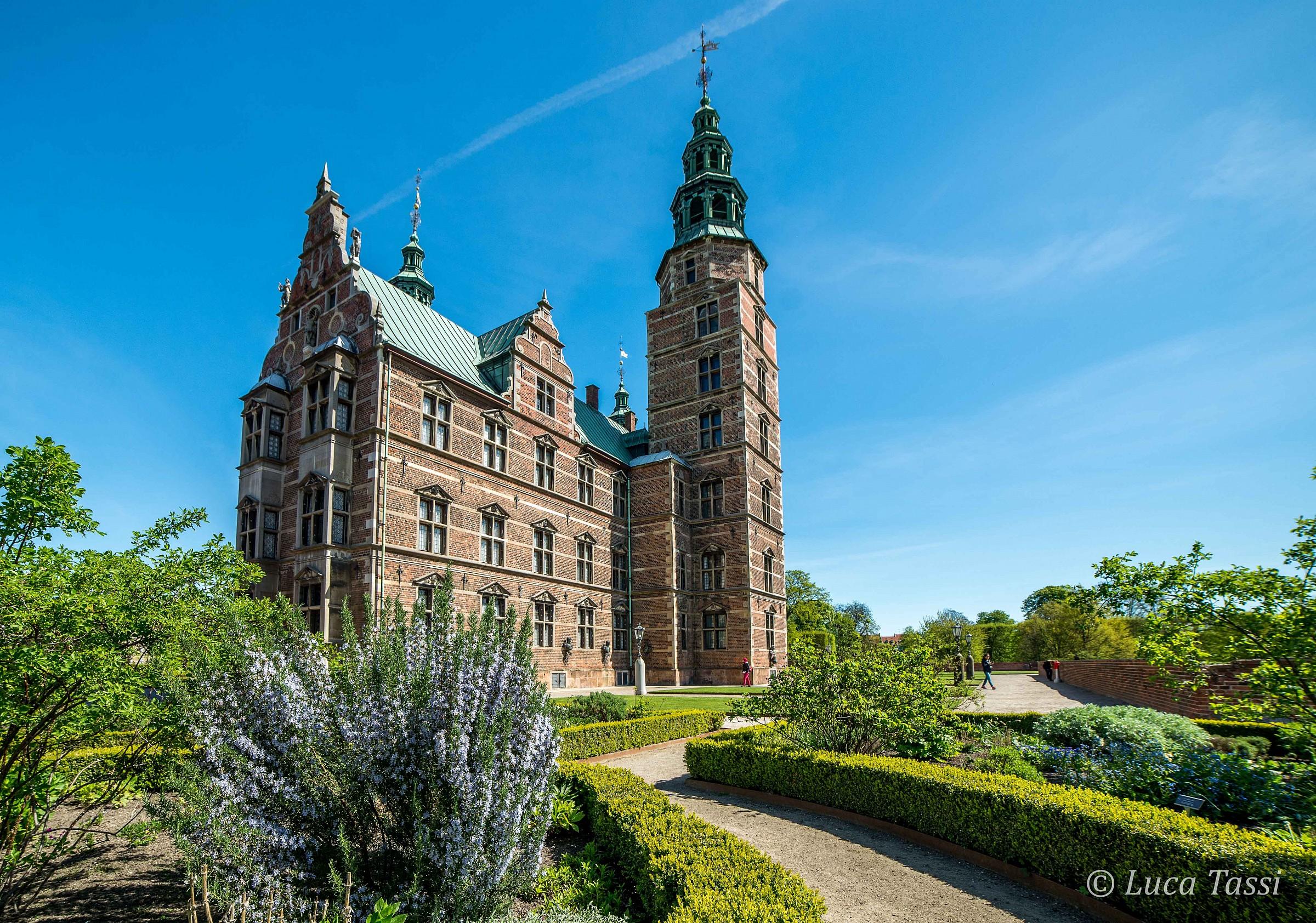 Castle Rosemborg...