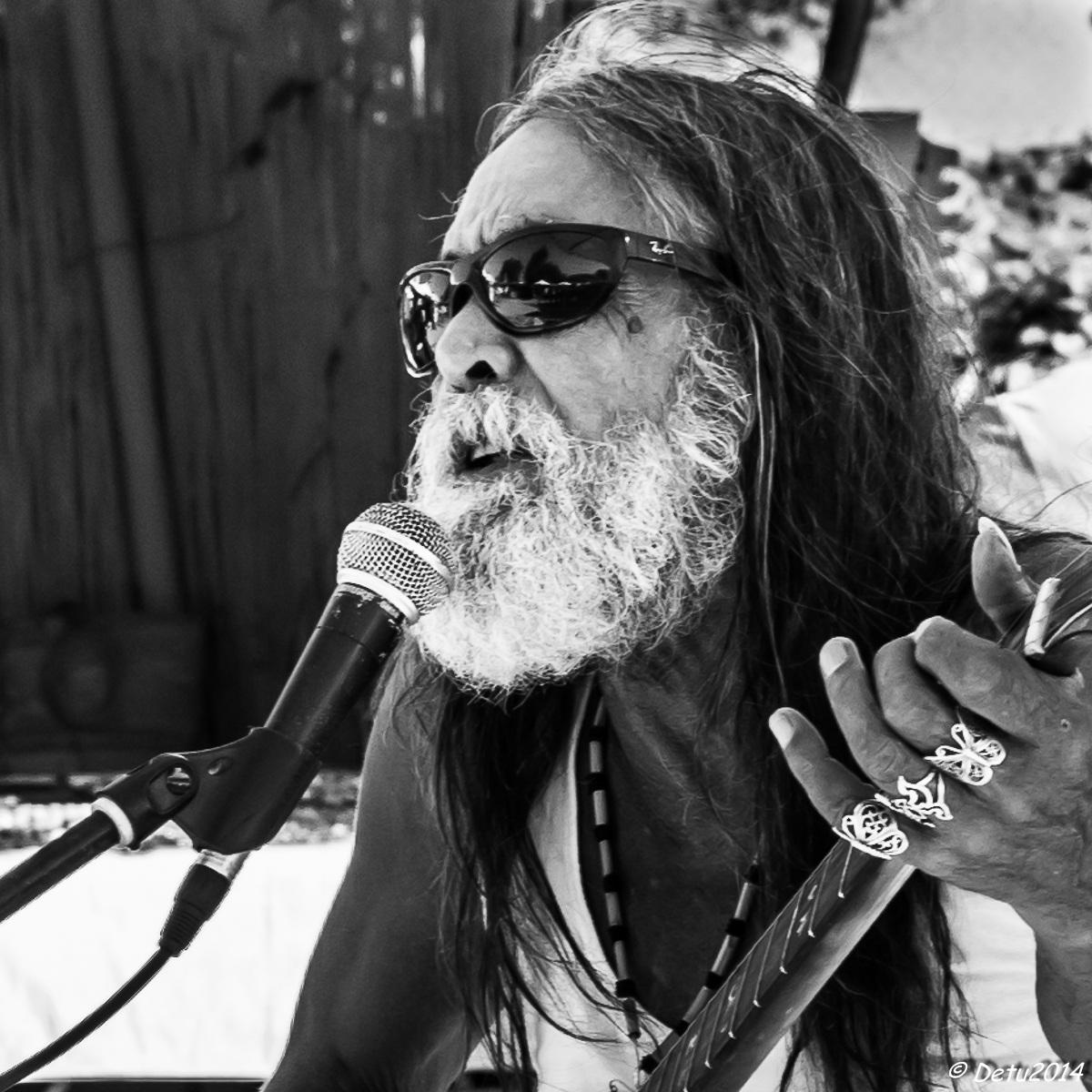 Hippy in Formentera...