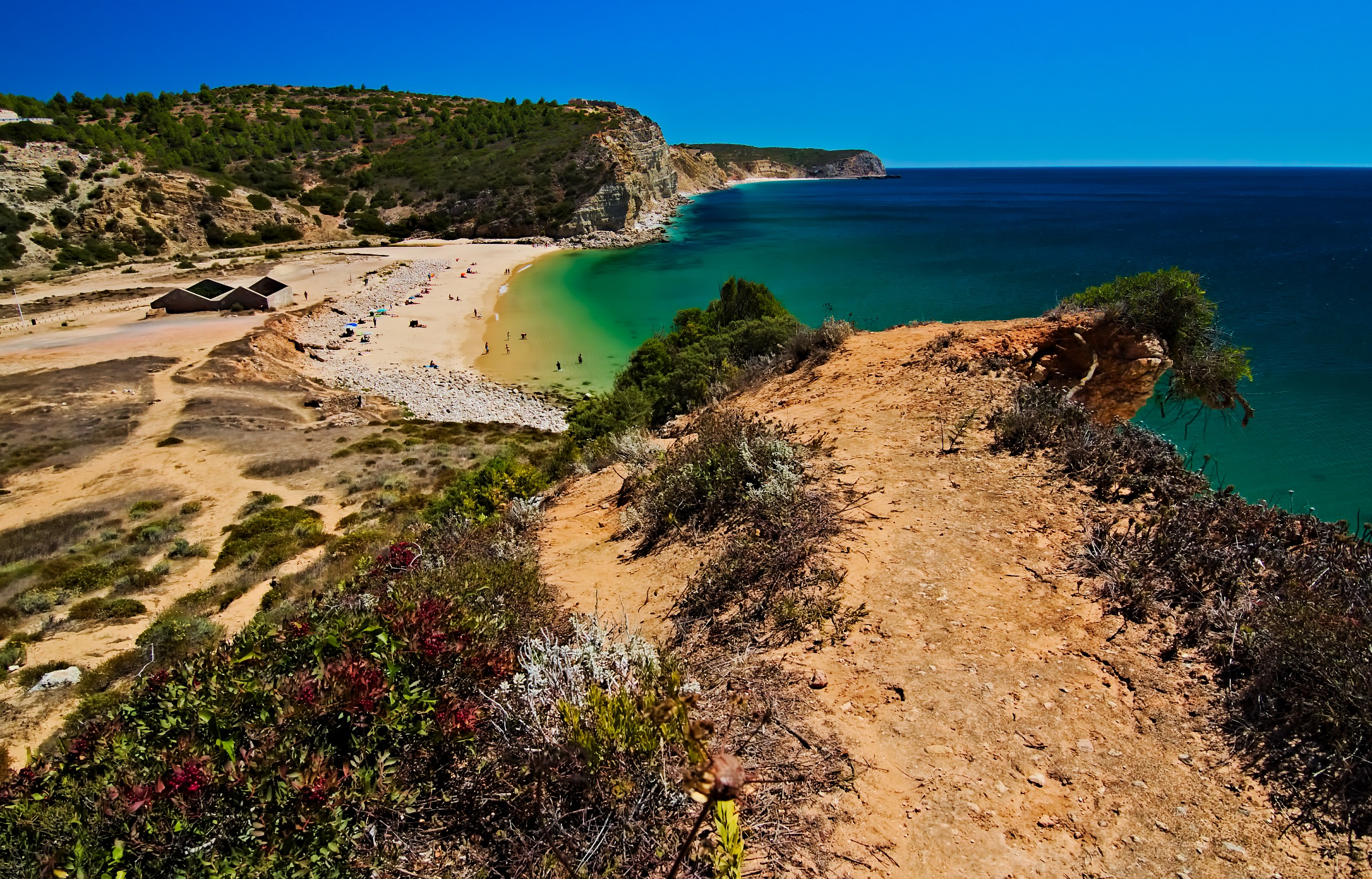 Il sud del Portogallo...