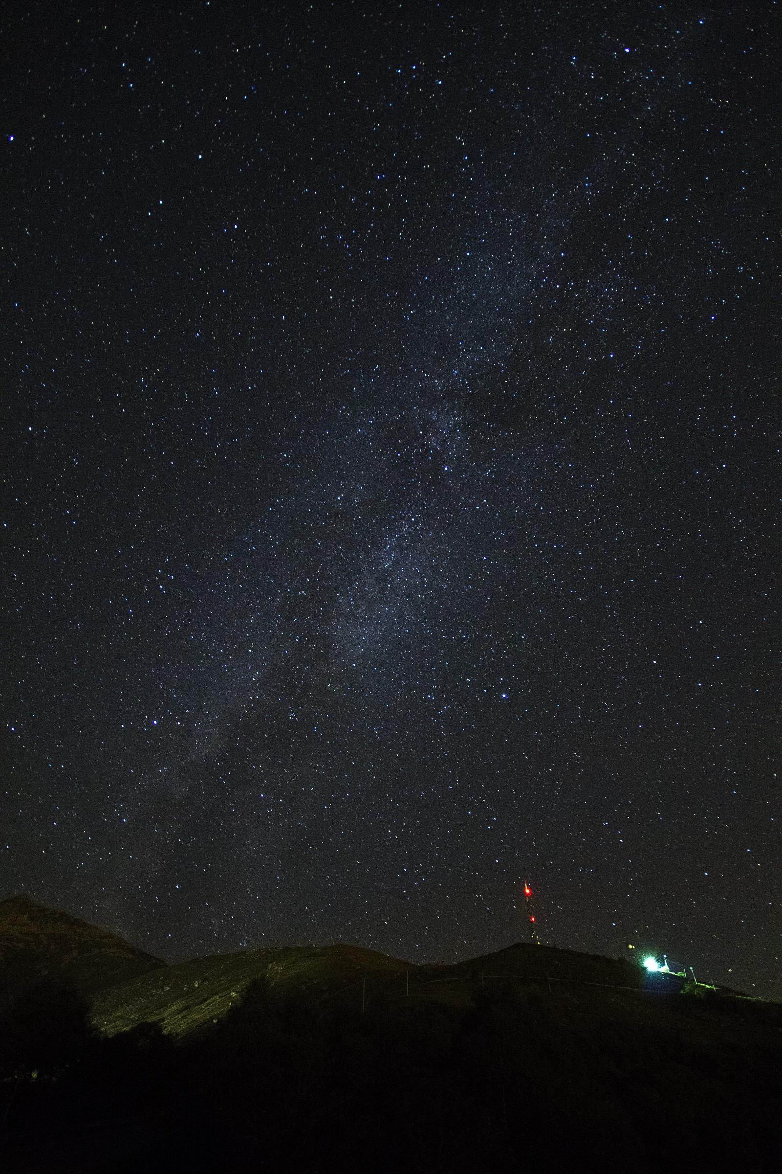Milky Way mound 2...