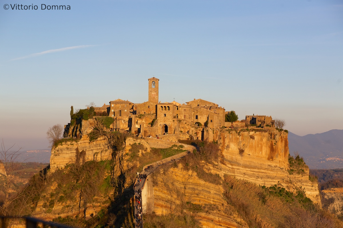 Civita di Bagnoregio - Before Sunset...