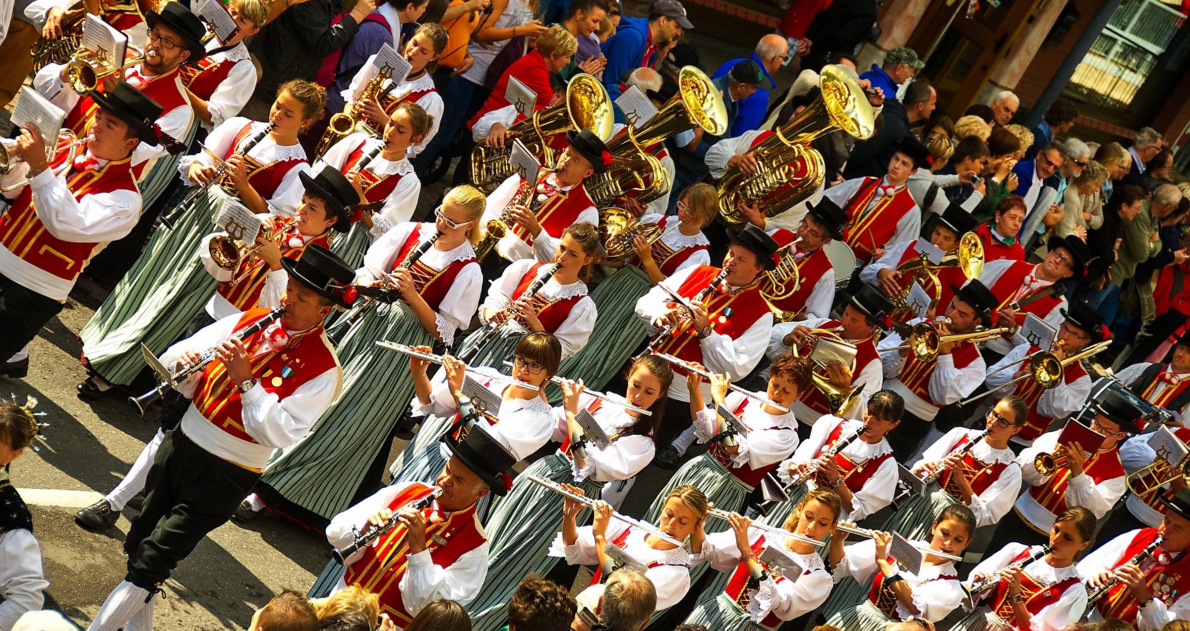 musica e folclore ladino...