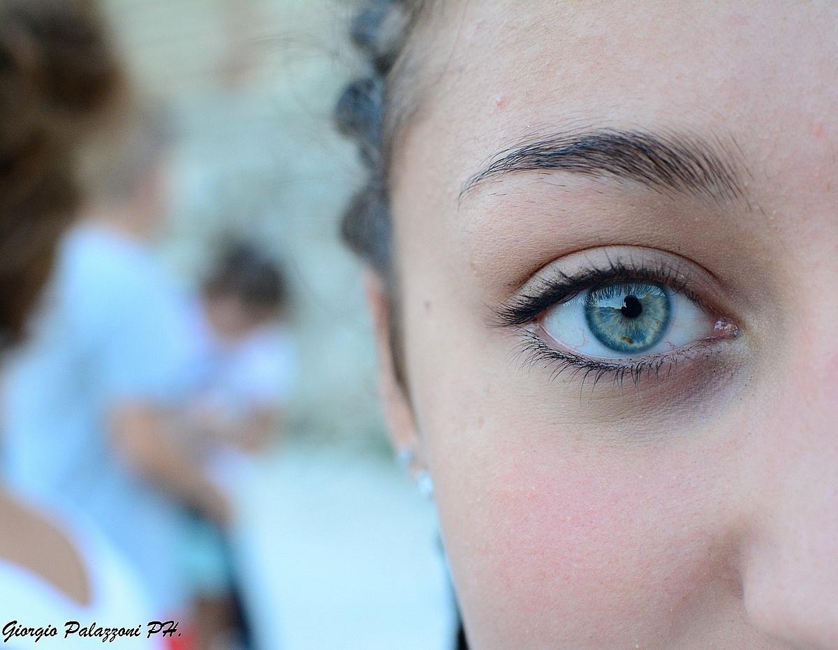 Gli occhi sono lo specchio dell 39 anima juzaphoto - Occhi specchio dell anima ...