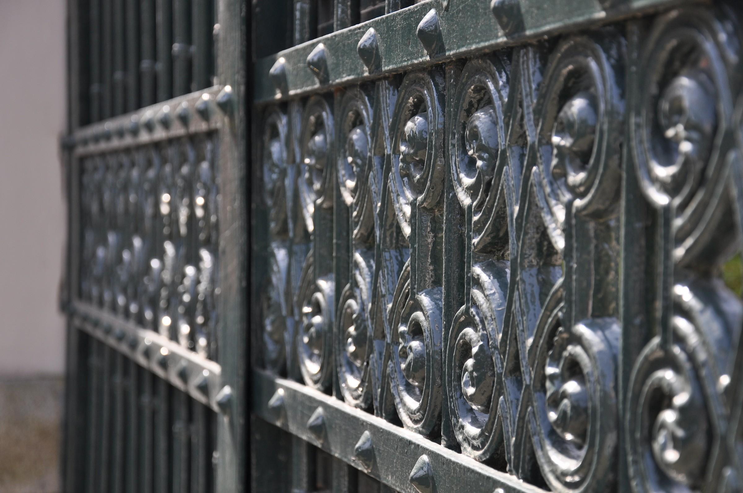 Cancello signorile (Pinerolo)...