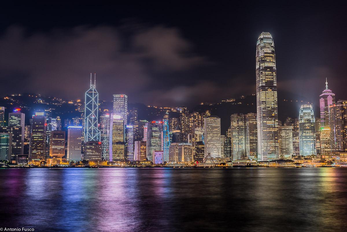 Hong Kong Island...