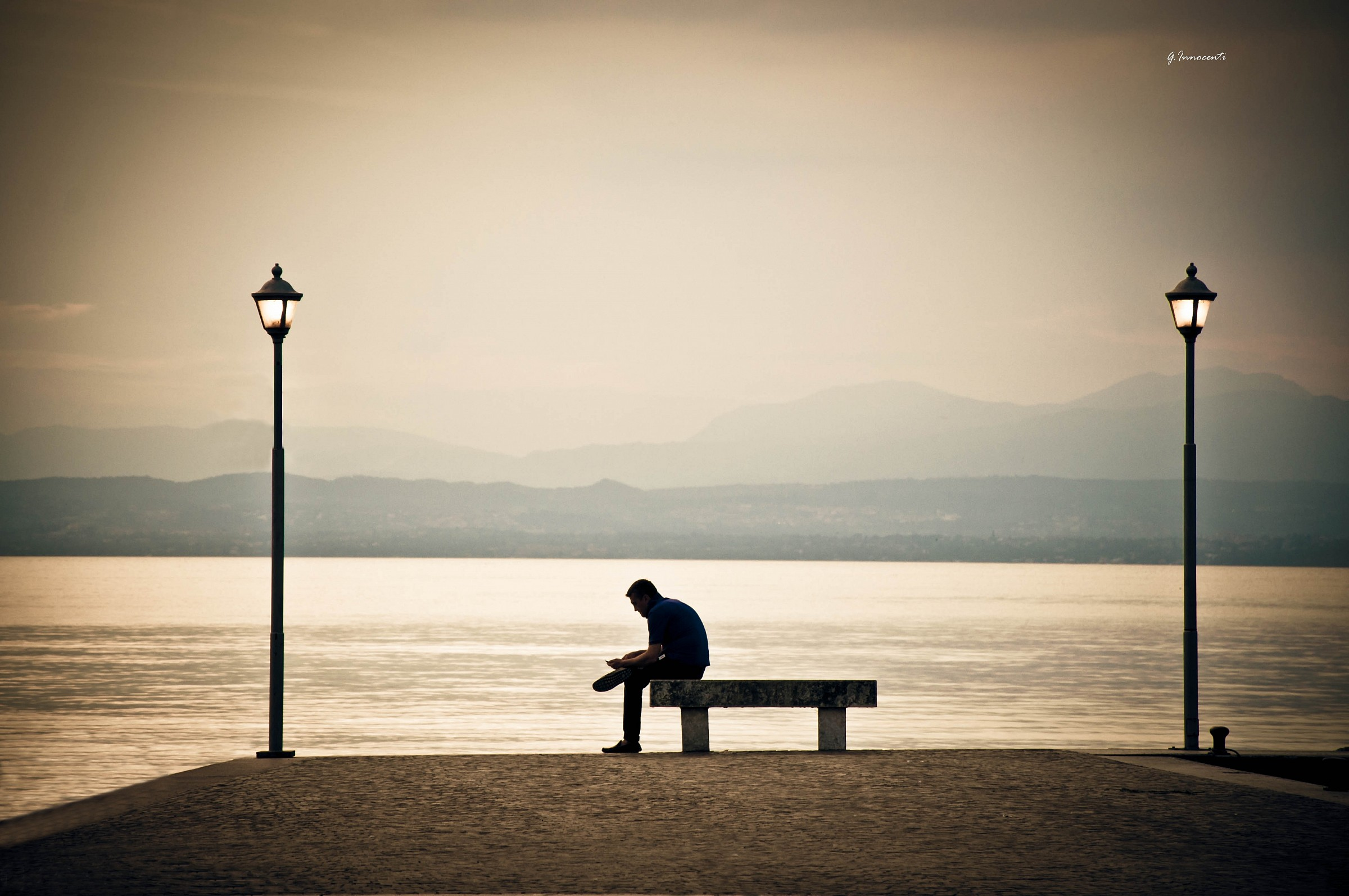 loneliness or wait?...