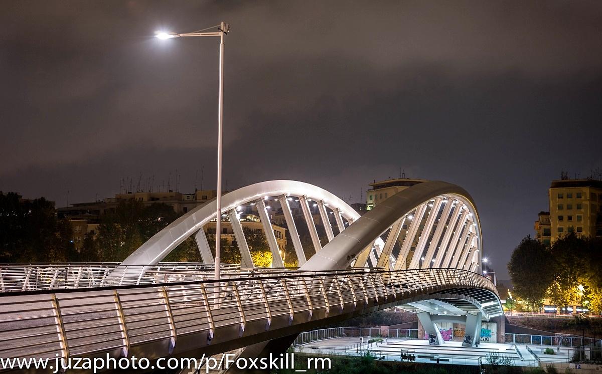 Ponte della Musica-Roma...