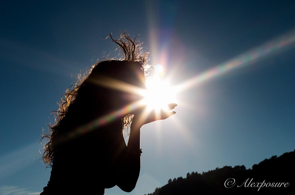 Kiss the sun...
