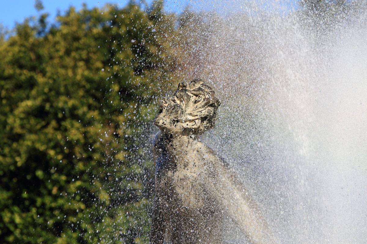 Fountain of Malavoglias...