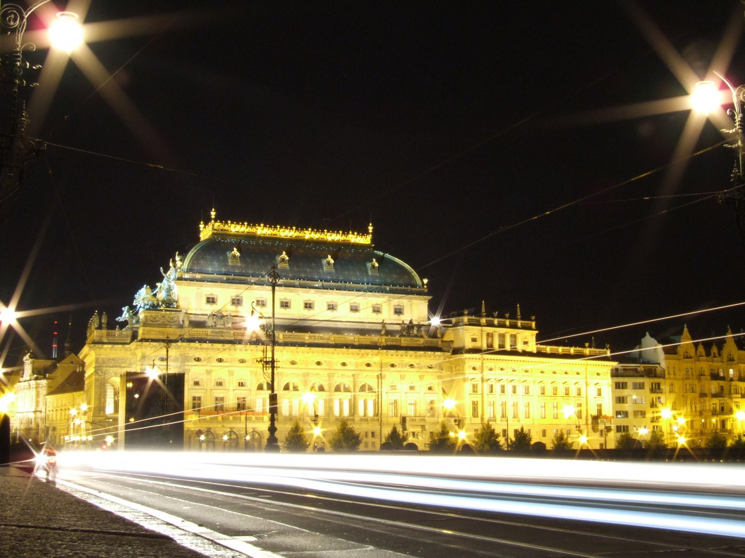teatro Nazionale - Praga...
