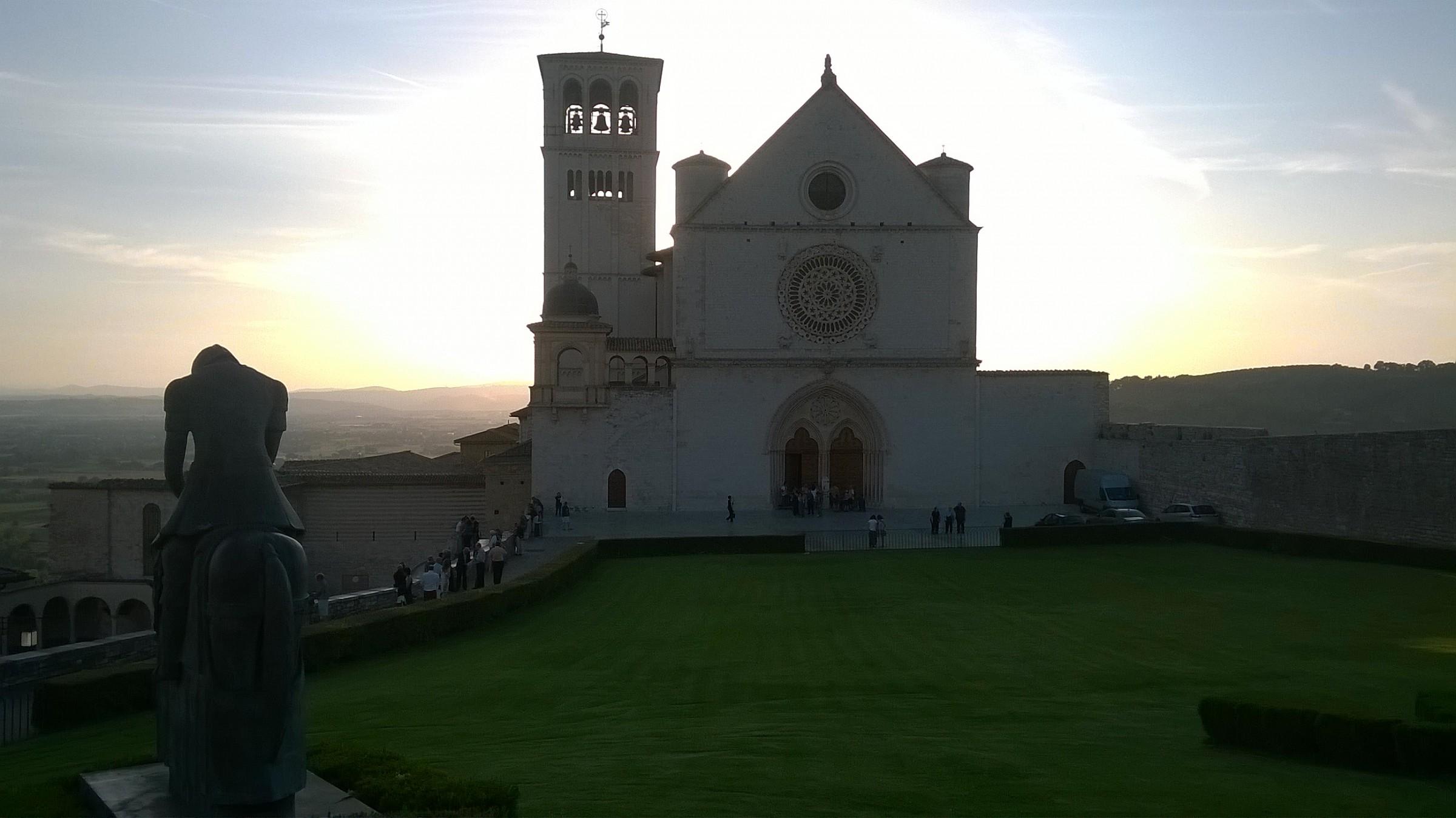 Assisi - Basilica...