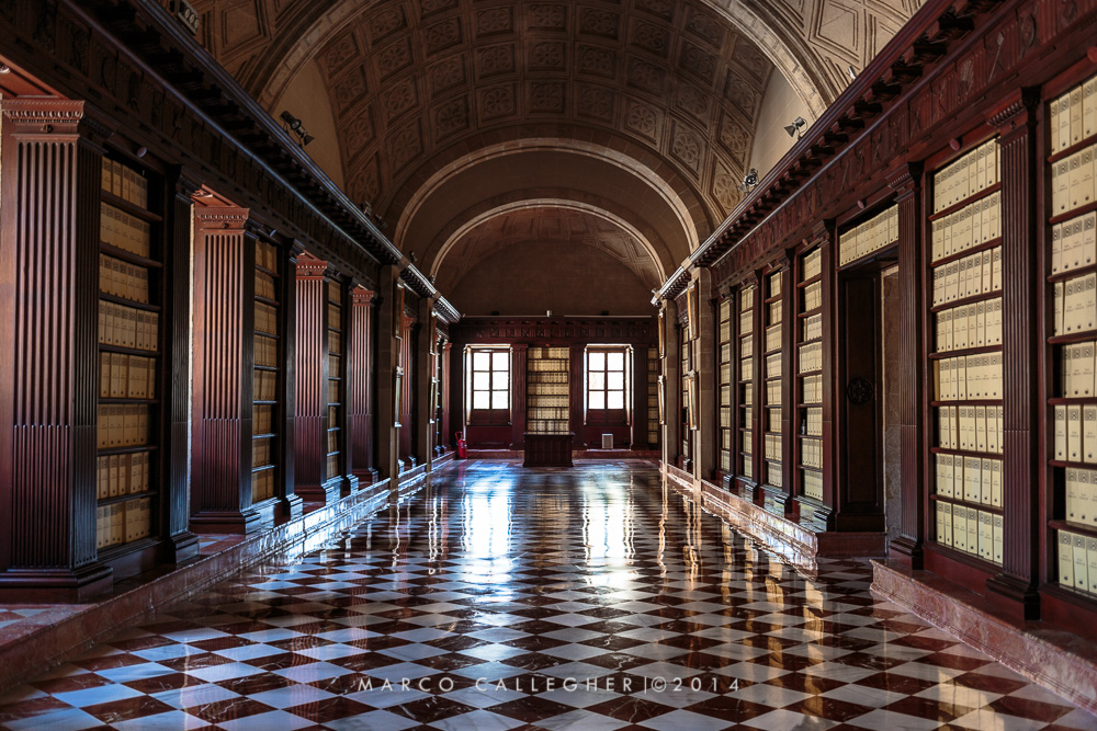 Archive of the Indies, Seville...