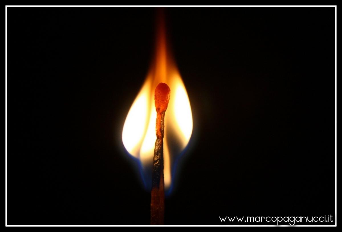 La danza del fuoco...