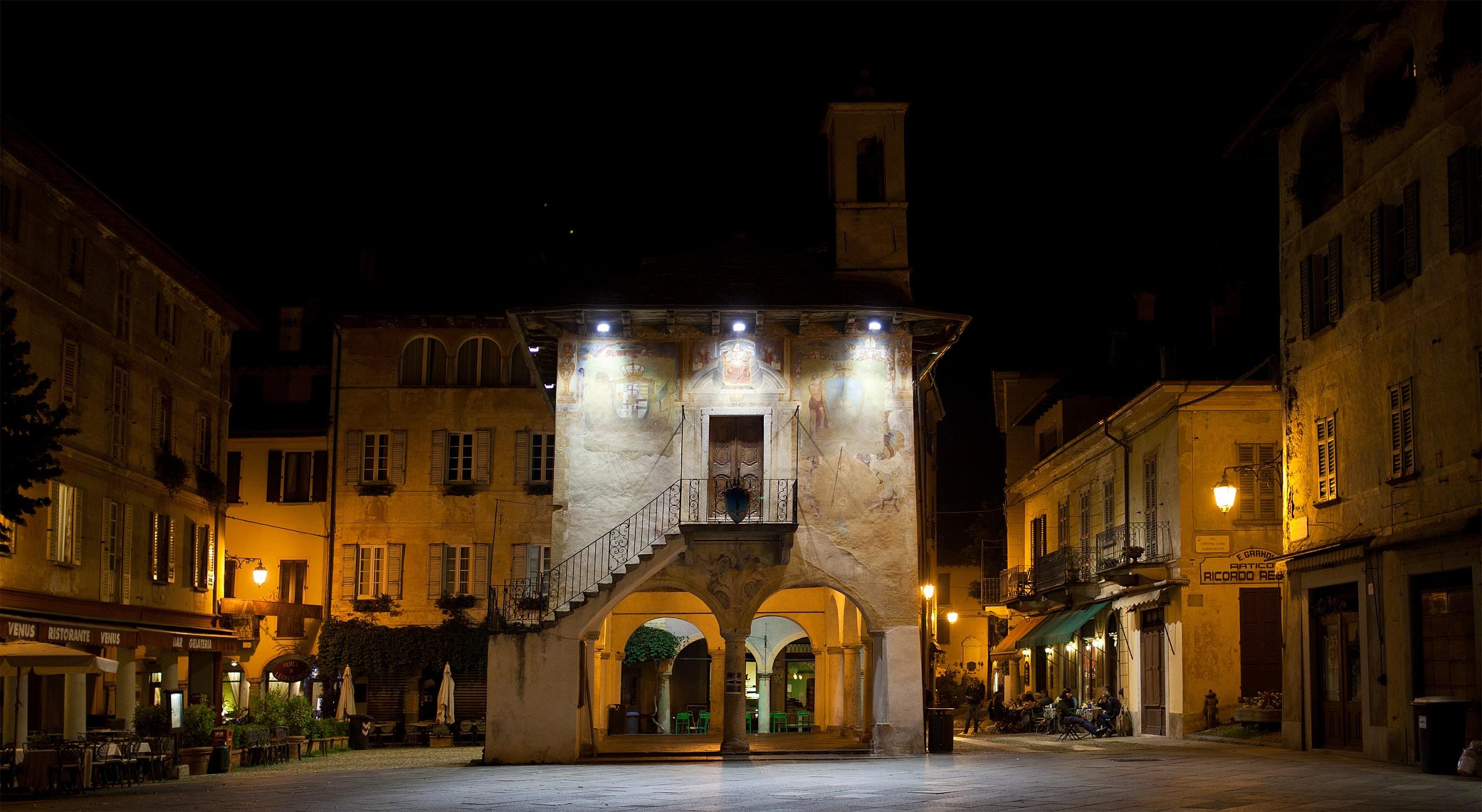Orta San Giulio...