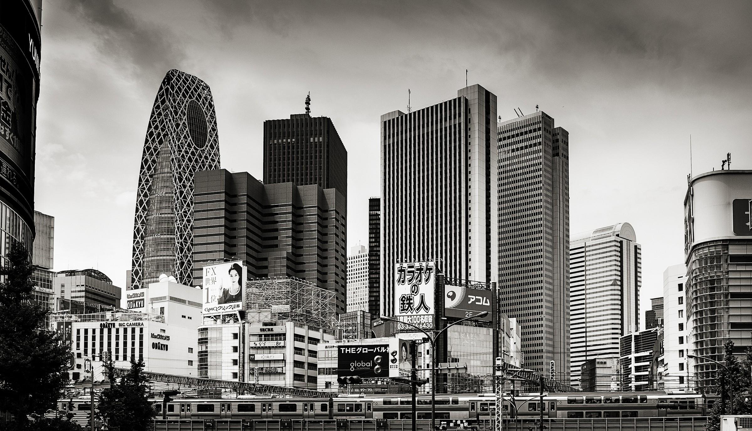 Shinjuku-Style...