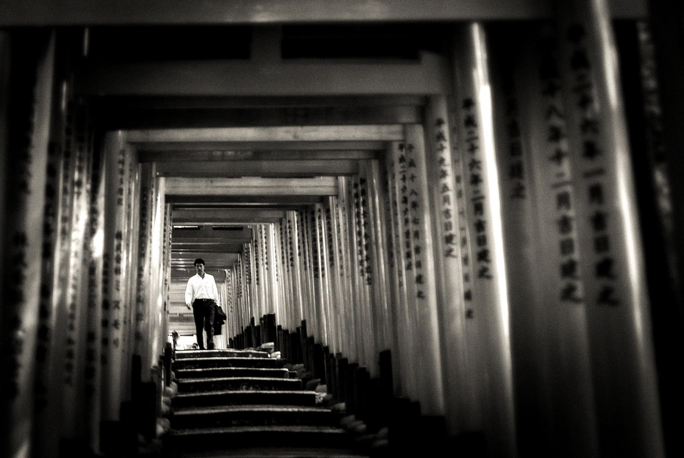 Kyoto senza parole...