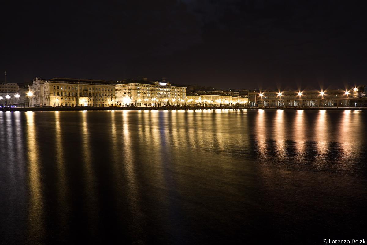 The Riva del Mandracchio and the Port...