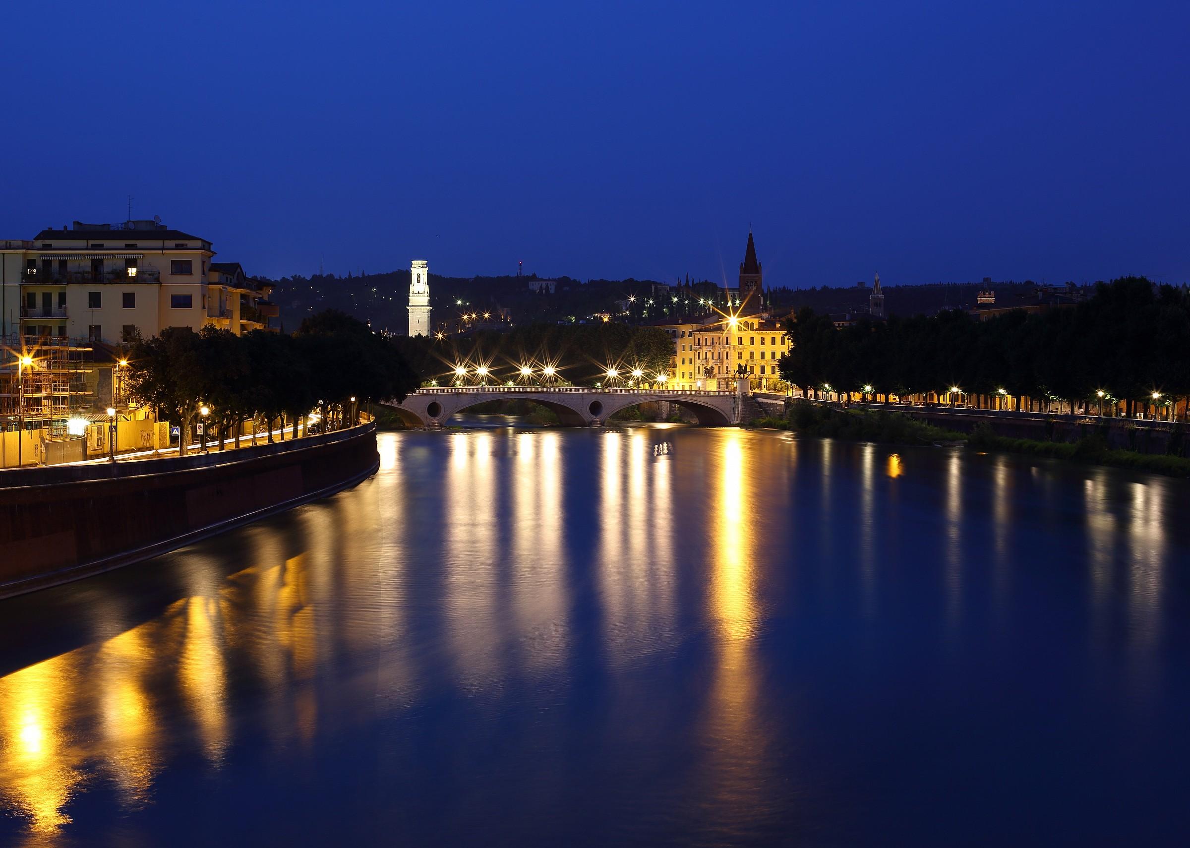 Dal Ponte Vecchio...