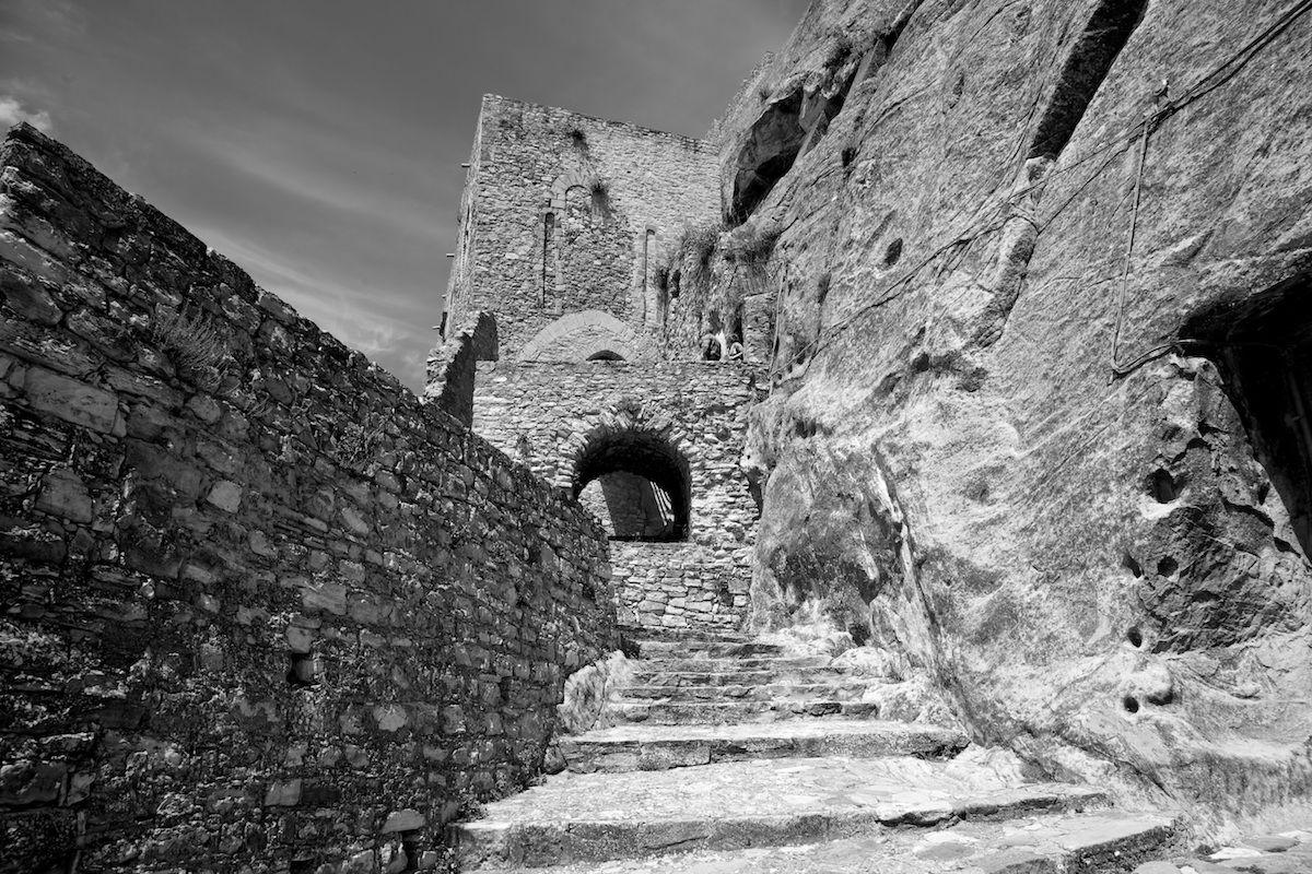 Castle Sperlinga...
