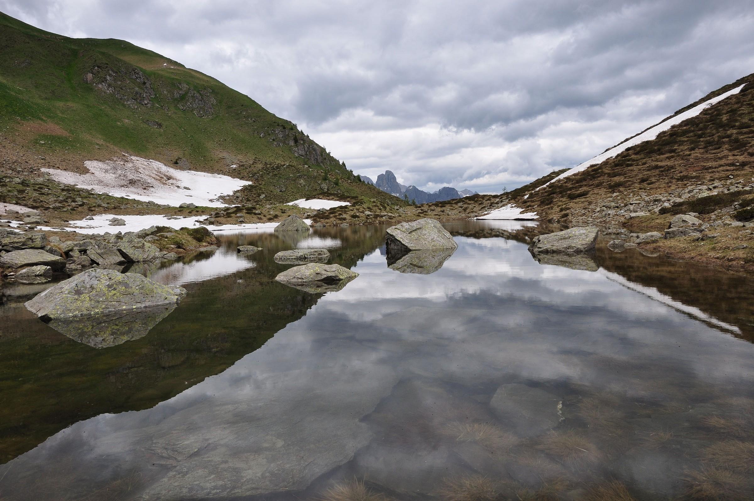 Lake Giarine...