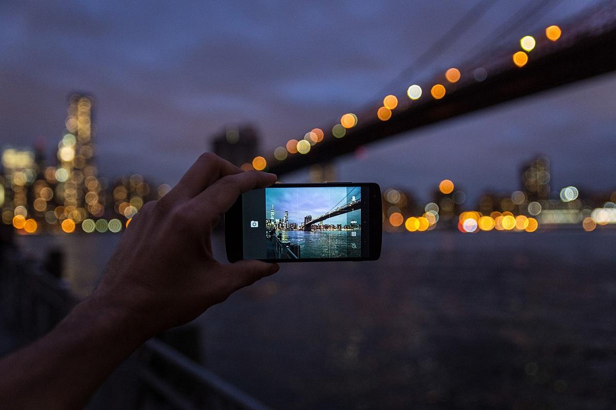 shooting at the bridge...