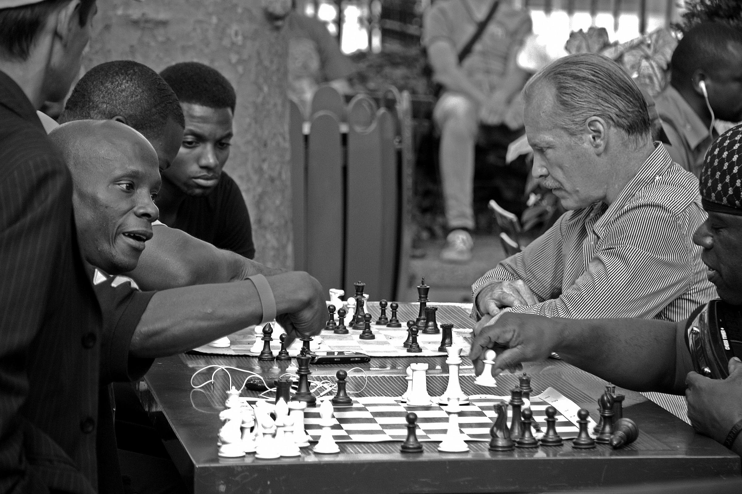 NY on the Chess...