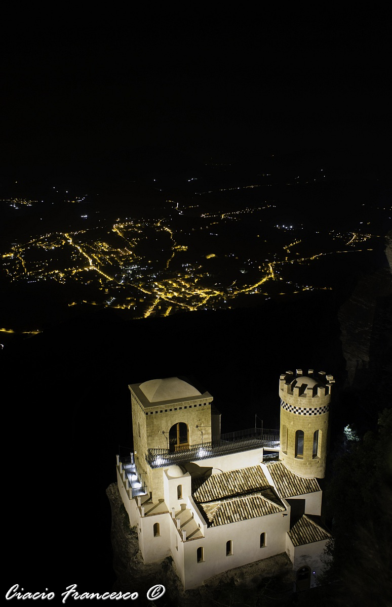 Immersed in the dark - Turret Pepoli...