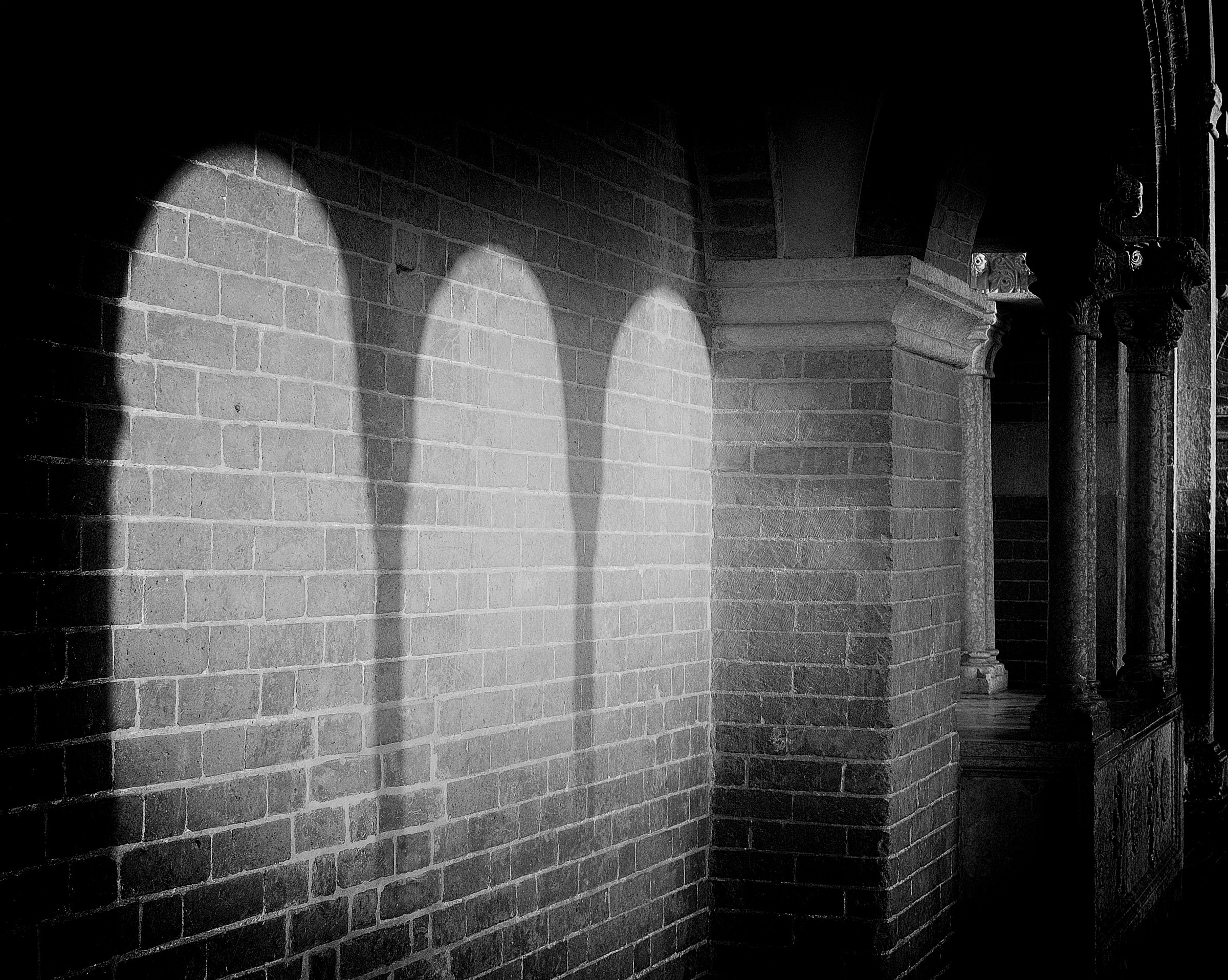 Arches of Light...