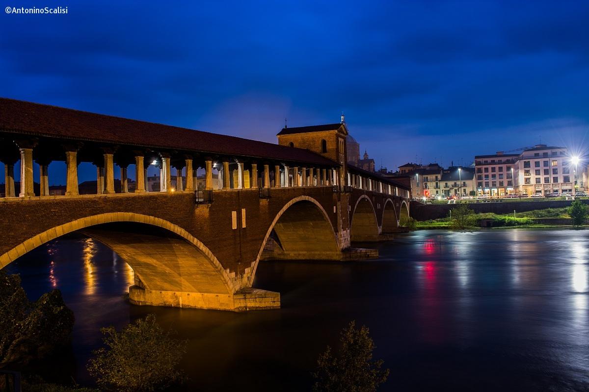 Covered Bridge (Pavia)...
