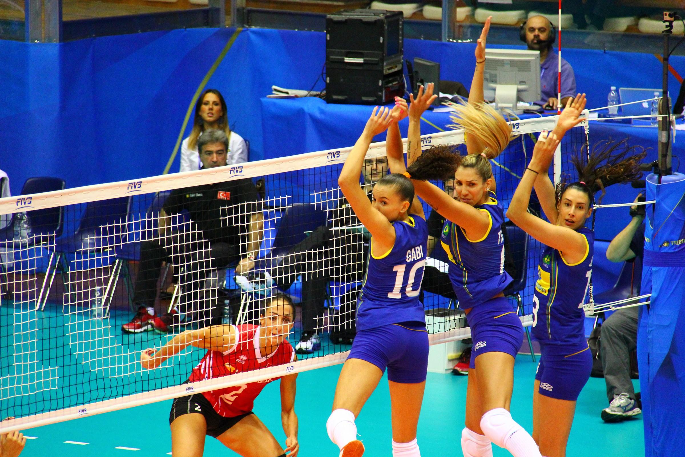 World Volleyball Trieste...