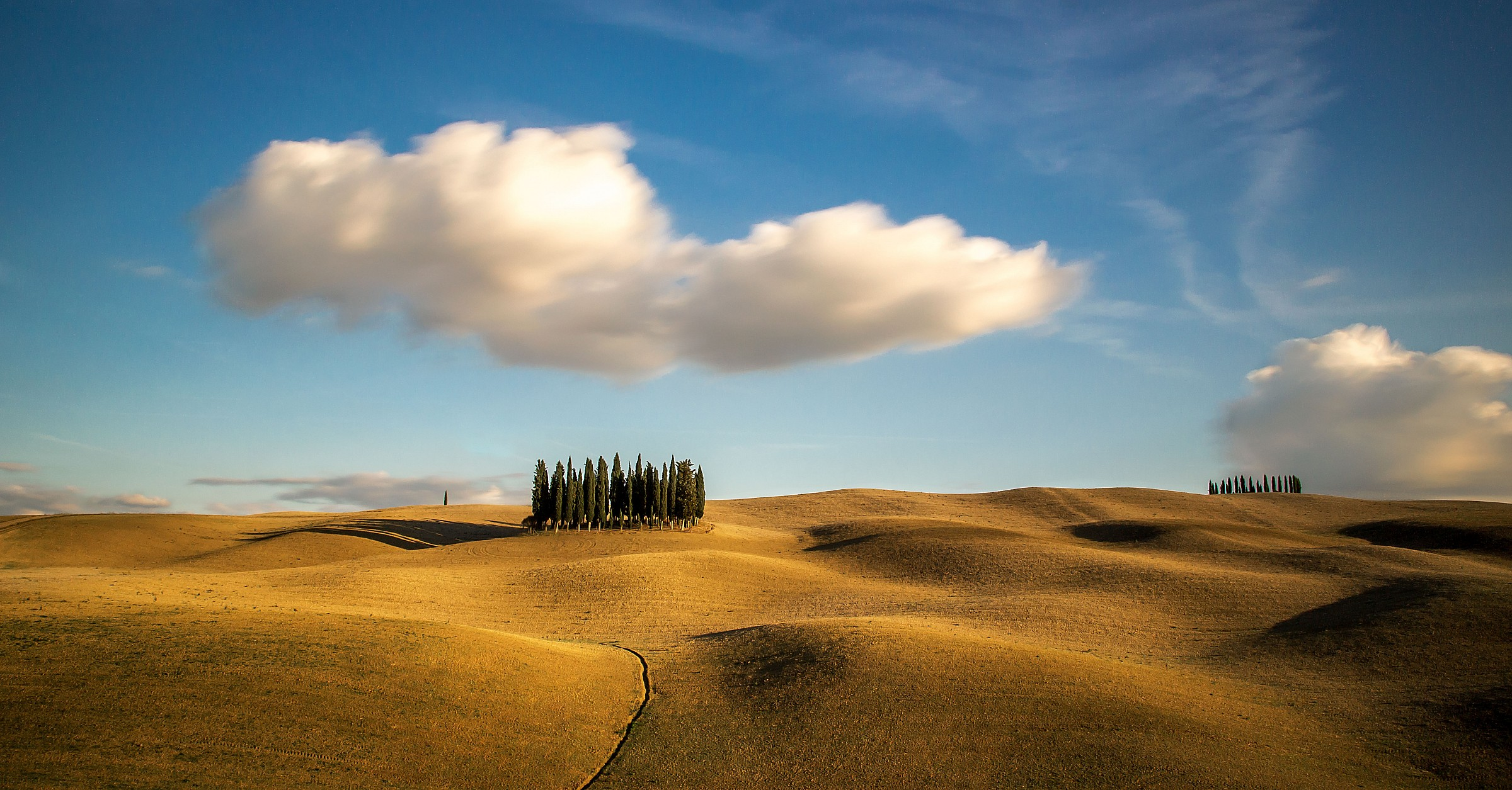 Autumn in Val d'Orcia...
