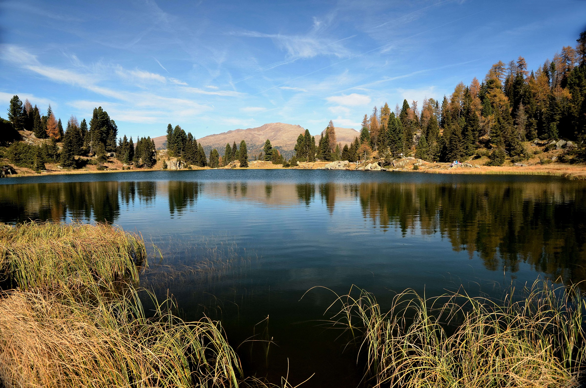 Lake Colbricon...