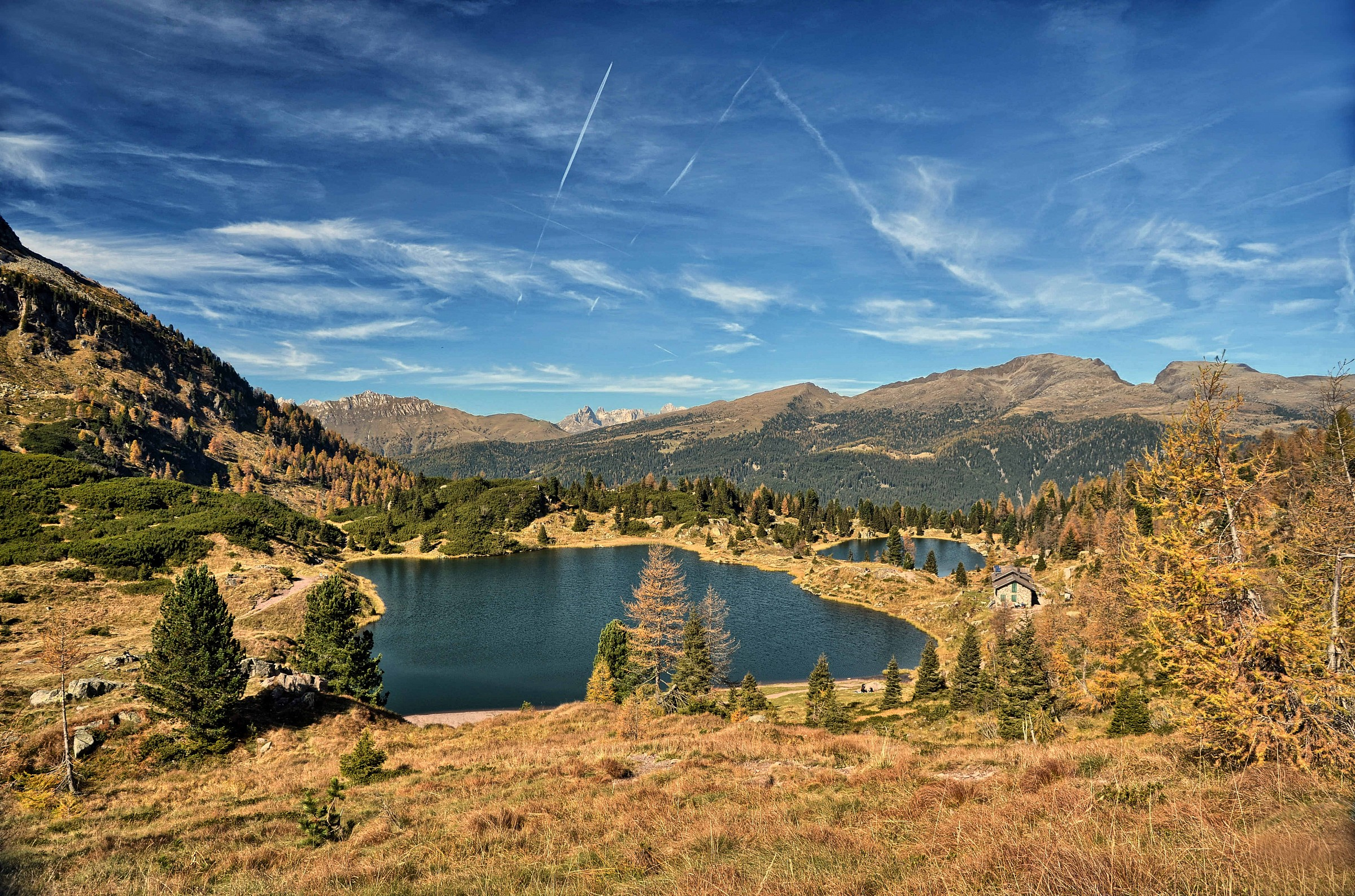 Lakes Colbricon...