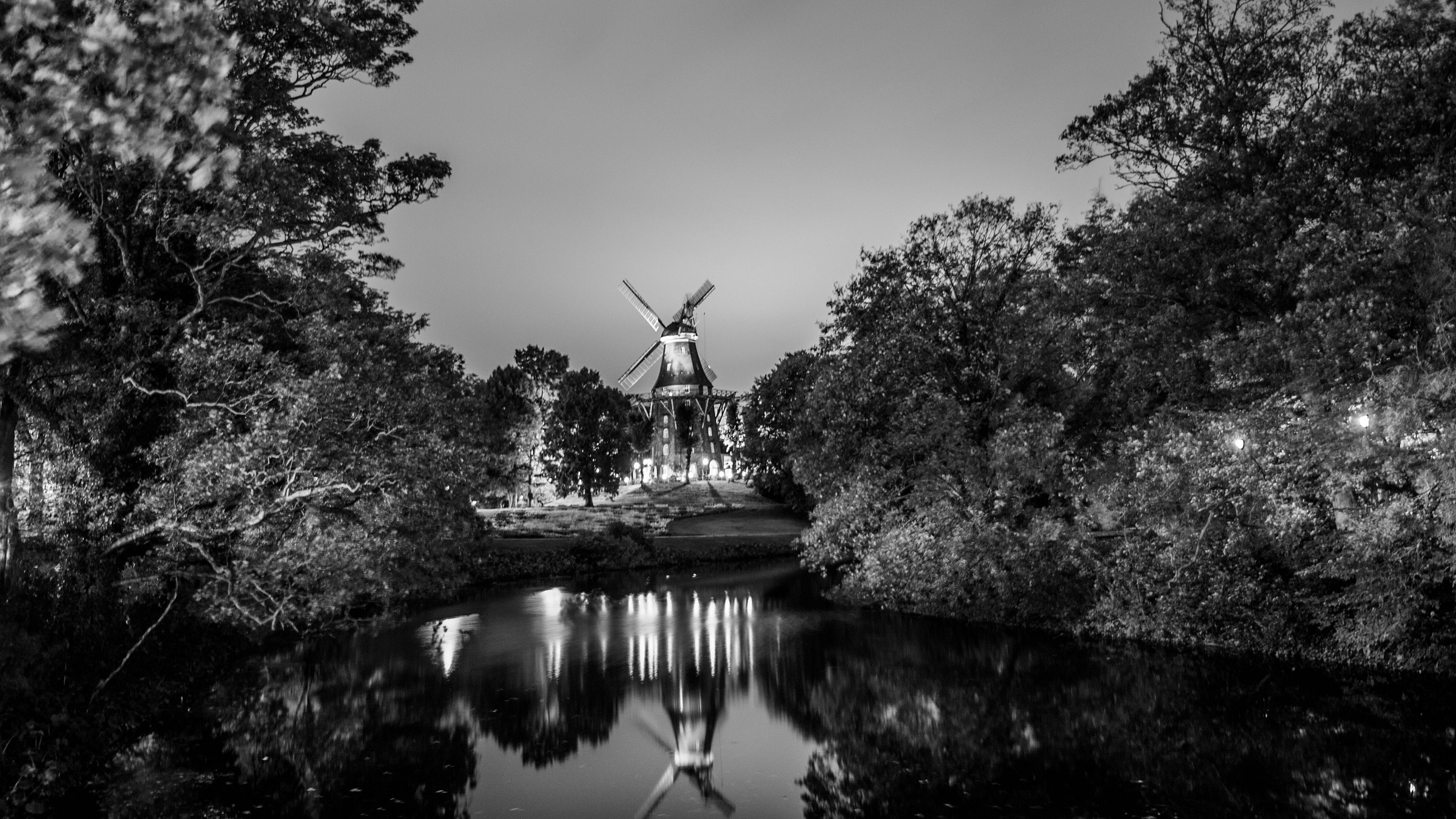 The mill...