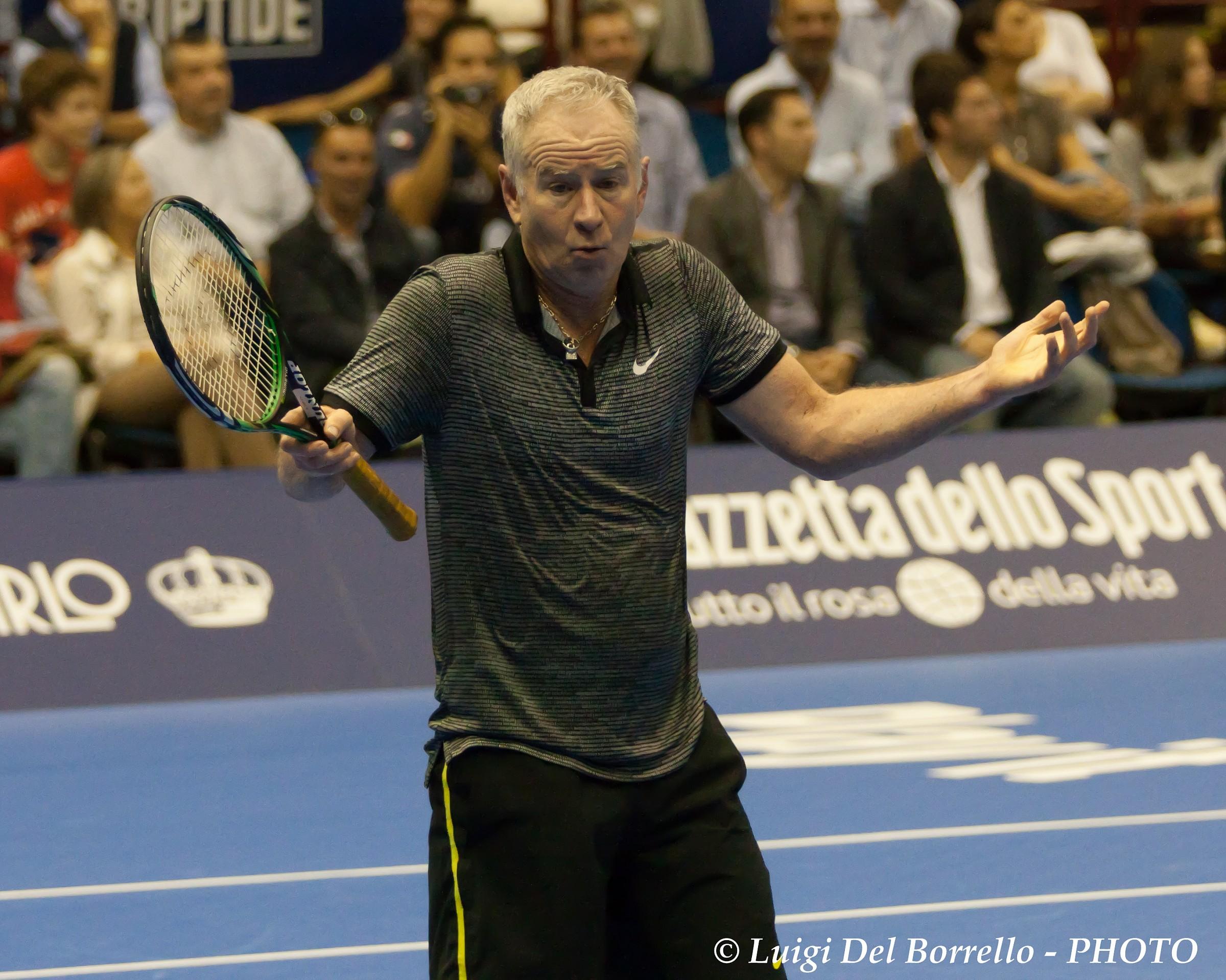 The Great Challenge - John McEnroe...