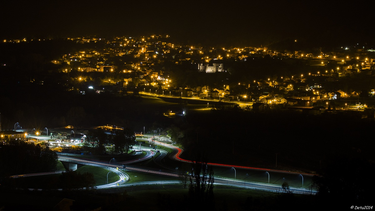 Night Fenis (Aosta Valley)...