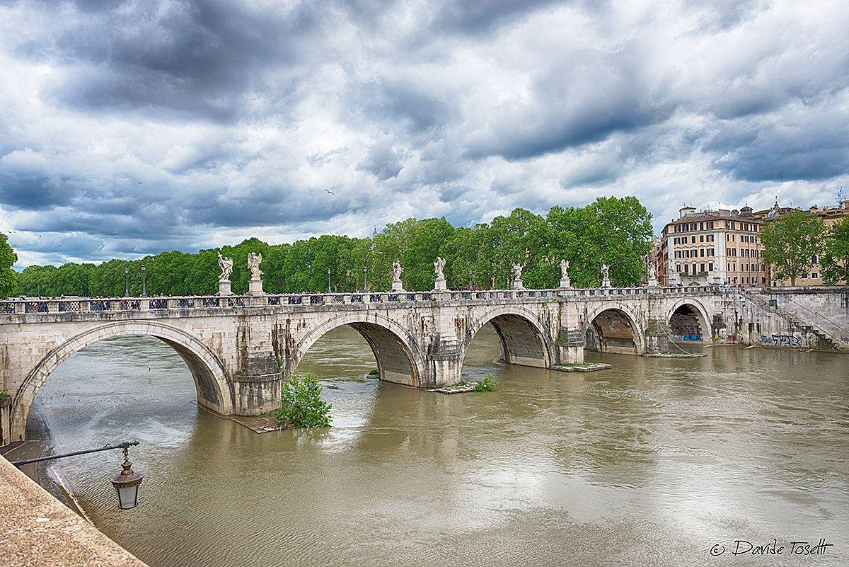 Rome - Ponte Sant'Angelo...