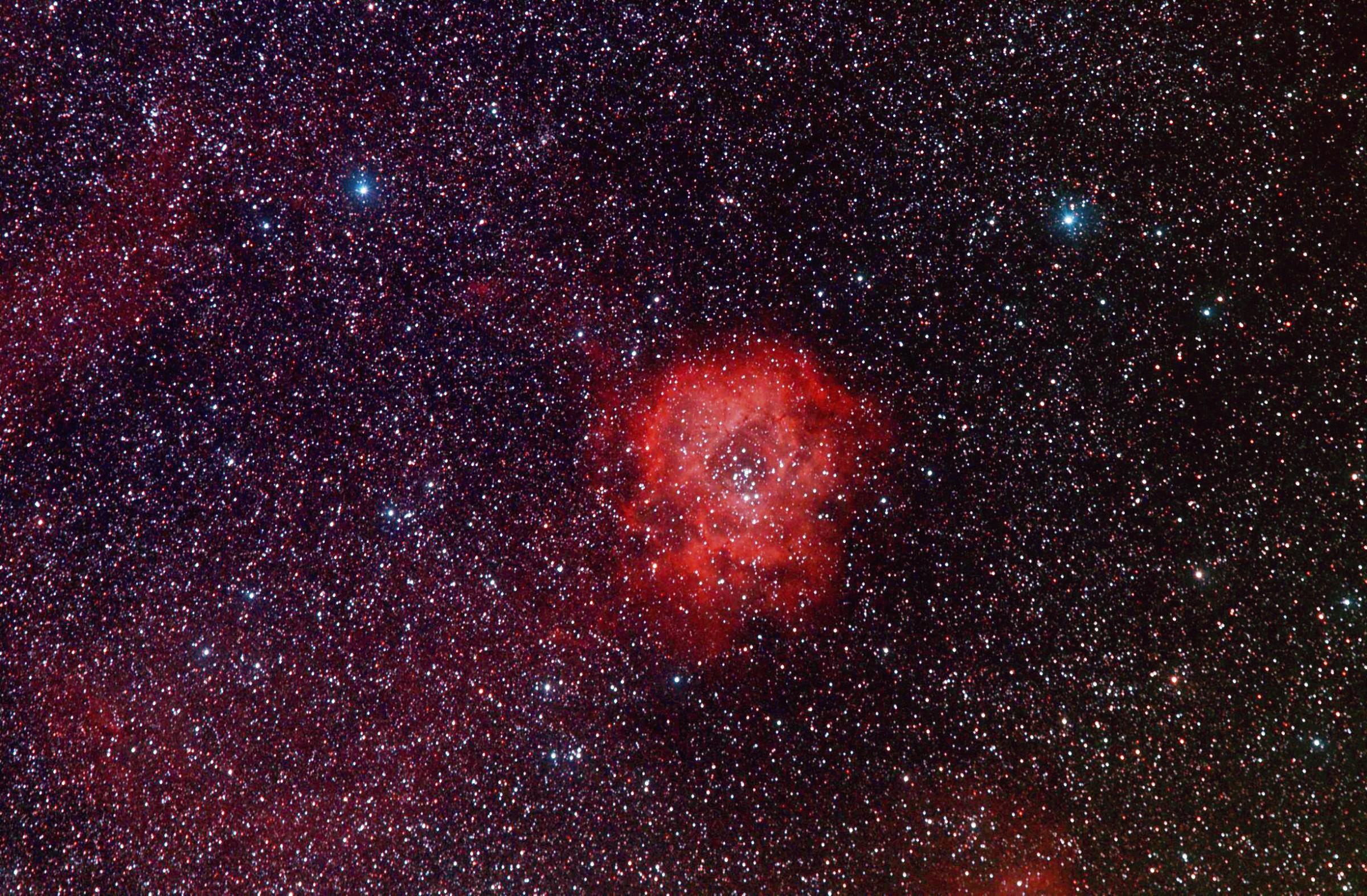 nebulosa rosetta!!...