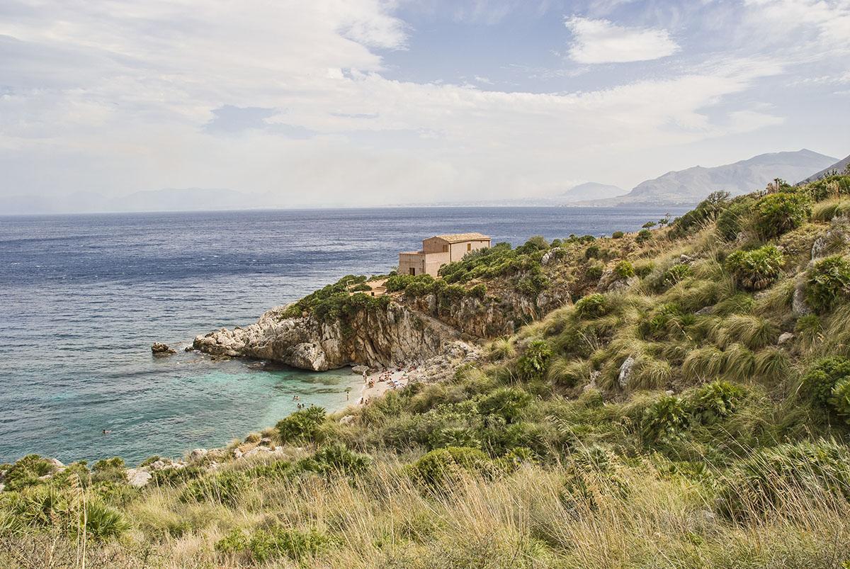 Zingaro Nature Reserve...