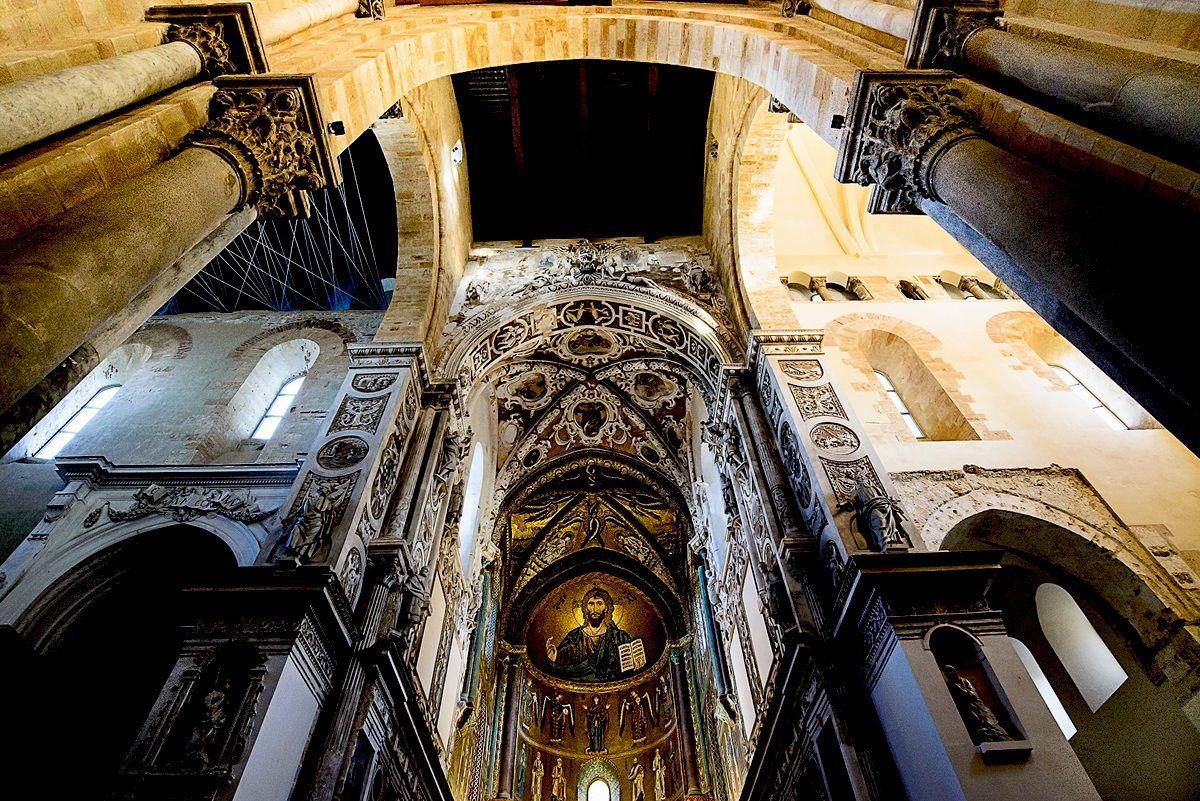 Duomo di Cefalu...