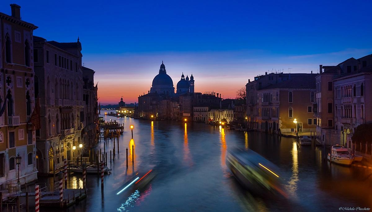 Good morning Venezia!...