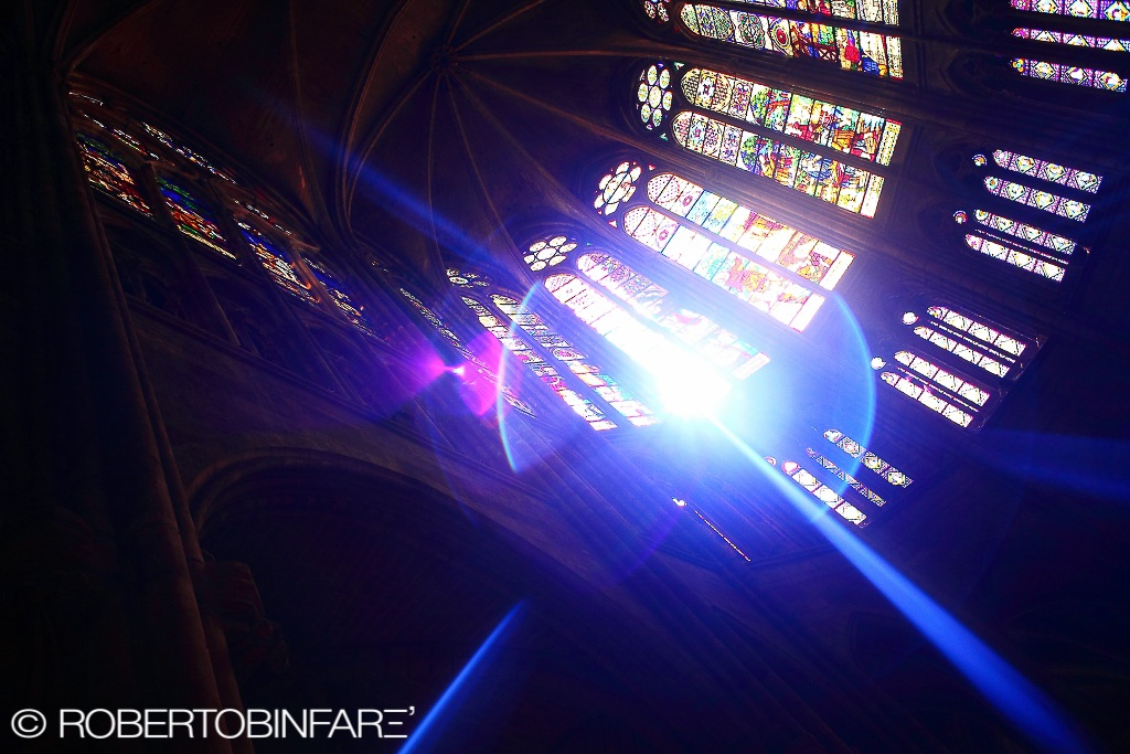 Basilica of St. Denis...