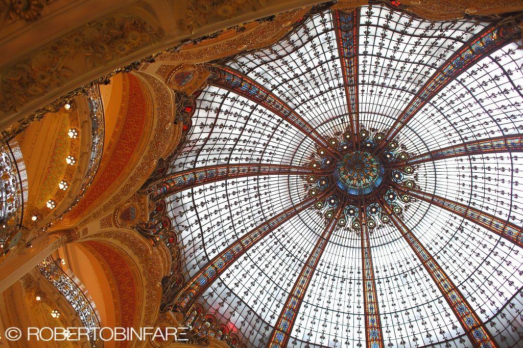 Galeries Lafayette - arch...