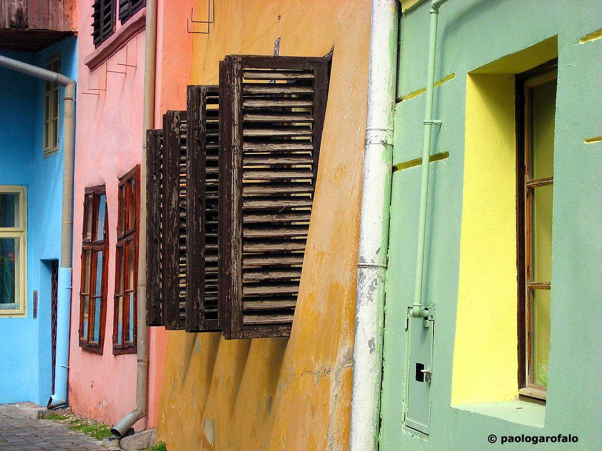Alleys...