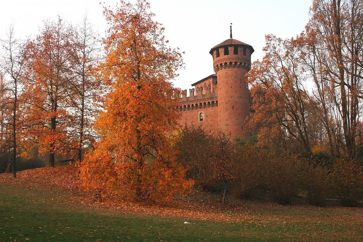 Castle of Valentino...